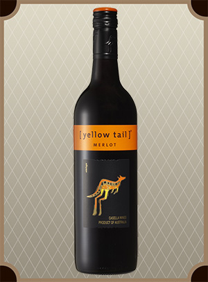 Yellow Tail, Merlot (Йеллоу Тэйл, Мерло)