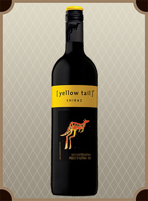 Yellow Tail, Shiraz (Йеллоу Тэйл, Шираз)
