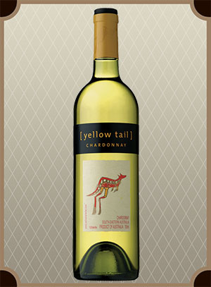 Yellow Tail, Chardonnay (Йеллоу Тэйл, Шардонне)