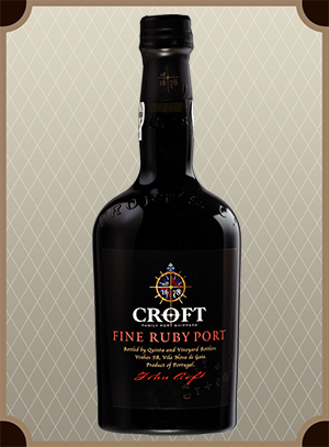 Croft, Fine Ruby Port (Крофт, Файн Руби Порт)