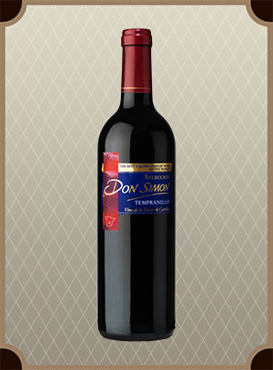 Don Simon Seleccion Tempranillo (Дон Симон Селексьон Темпранильо)