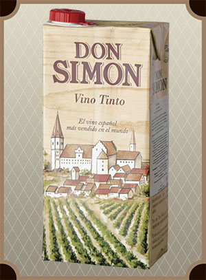 Don Simon, Tinto Seco (Дон Симон, Тинто Секо)