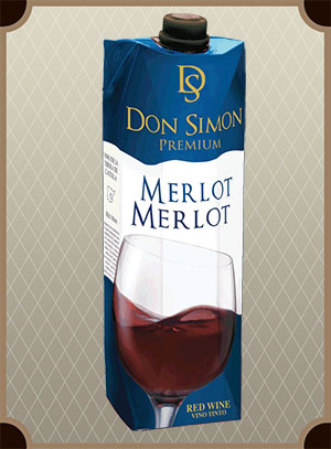 Don Simon, Premium Merlot (Дон Симон, Премиум Мерло)