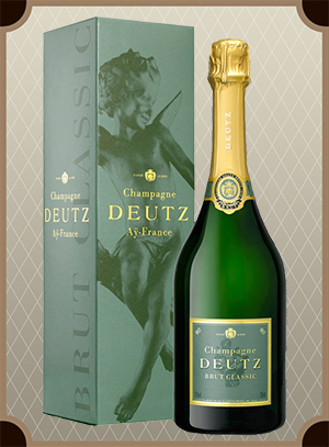 Deutz, Brut Classic in box (Дейц, Брют Классик в п/у)