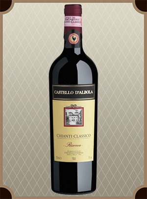 Castello D`Albola, Chianti Classico Riserva (Кастелло Д`Альбола, Кьянти Классико Ризерва)