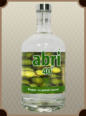 Abri Wild Pear 0.5 л. (Абри Дикая Груша)