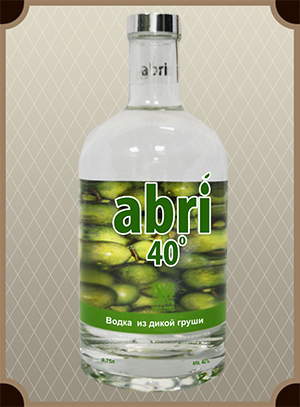 Abri Wild Pear 0.7 л. (Абри Дикая Груша)
