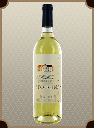 Chateau du Touginas, Bordeaux AOC (Шато дю Тужинас, Бордо)