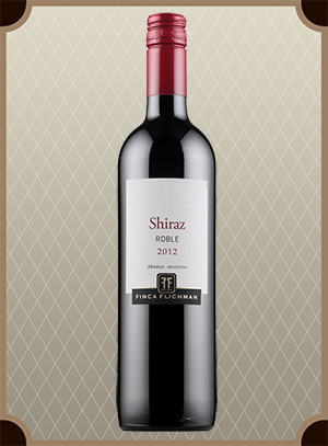 Finca Flichman, Shiraz Roble (Финка Фличман, Шираз Робле)