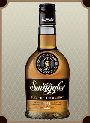 Old Smuggler, 12 Years Old (Олд Смагглер 12-лет)