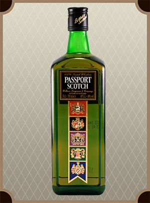 Passport Scotch Whisky 0.5 л. (Виски Пасспорт)