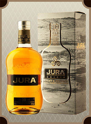 Isle Of Jura 10 Years Old (Айл оф Джура 10 лет п/у)
