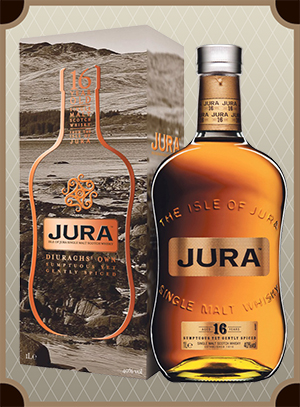 Isle Of Jura 16 Years Old (Айл оф Джура 16 лет п/у)