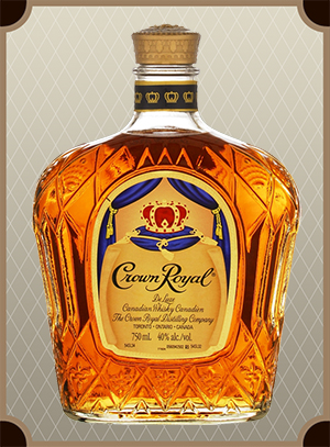 Whisky Crown Royal (Краун Роял)