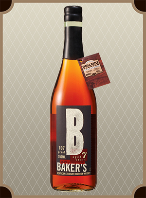 Bourbon Baker`s aged 7 years (Бурбон Бейкерс 7лет)