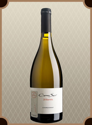 20 Barrels, Limited Edition Chardonnay  (20 Бареллей Лимитед Эдишн Шардоне)