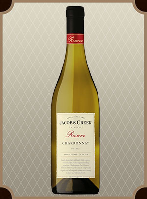Jacob`s Creek, Chardonnay Reserve (Джейкобс Крик, Шардонне Резерв)