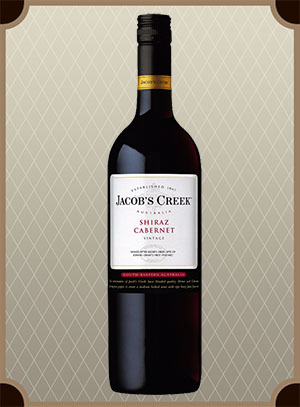 Jacob`s Creek, Shiraz-Cabernet (Джейкобс Крик, Шираз-Каберне)