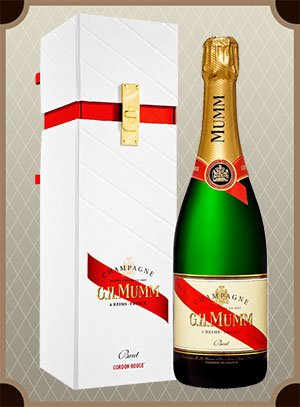 G.H. Mumm Cordon Rouge AOC in box (Мумм Кордон Руж в п/у)