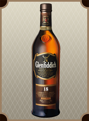 Glenfiddich 18 Years Old 0.5 л. (Гленфиддик 18 лет)