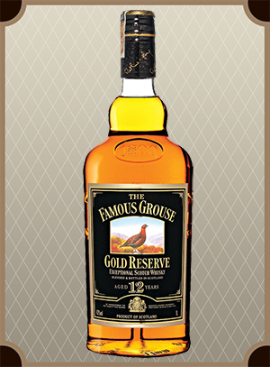 The Famous Grouse Gold Reserve 12 years old (Фэймос Граус Голд Резерв 12 лет)