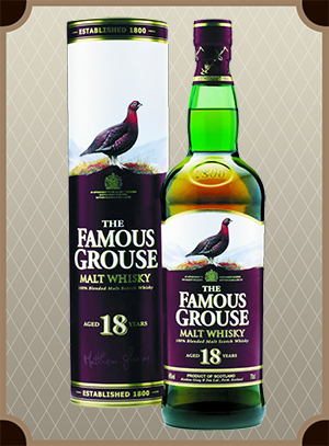 The Famous Grouse Malt 18 years (Фэймос Граус Молт 18 лет)