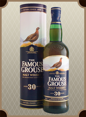 The Famous Grouse Malt 30 years (Фэймос Граус Молт 30 лет)
