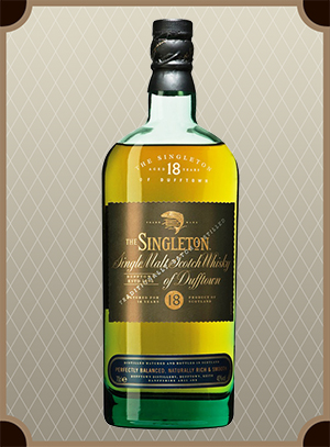 Singleton of Dufftown 18 Year Old (Синглтон 18 лет)
