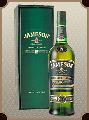 Jameson 18 Years Old, with box (Джемесон 18 лет)