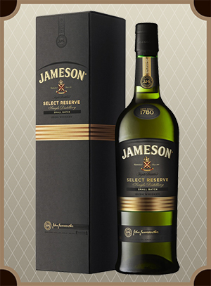 Jameson Select Reserve gift box (Джемесон Селект Резерв)