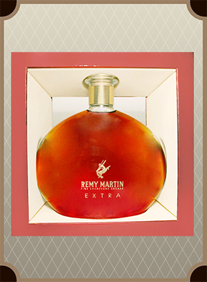 Remy Martin Extra, gift box (Реми Мартин экстра)