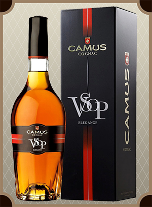 Camus V.S.O.P. Elegance in box 1.0 л. (Камю В.С.О.П. Элеганс в п/у)