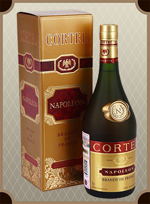 Cortel Napoleon, in gift box (Кортель Наполеон)