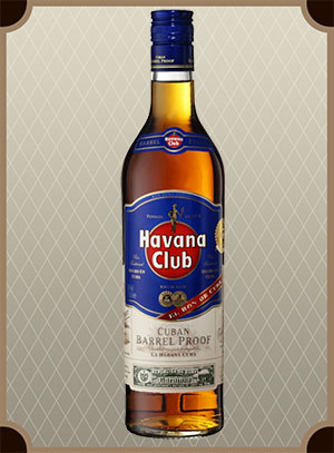 Havana Club Cuban Barrel Proof (Гавана Клуб Барел Прув)