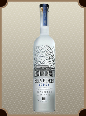 Vodka Belvedere 1.75 л. (Водка Бельведер)