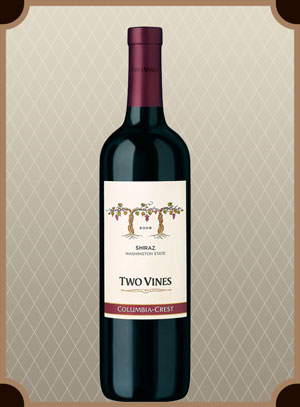 Two Vines Shiraz (Ту Вайнз Шираз)