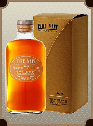 Nikka Pure Malt White (Никка Пьюэ Молт Уайт)