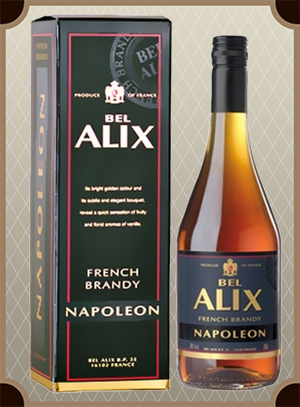 Bel Alix Napoleon in box (Бель Аликс Наполеон в п/уп)