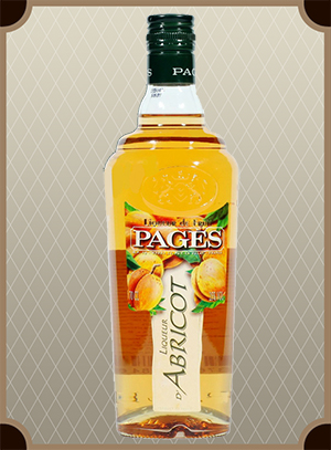 Liquor Pages Apricot (Пажес Абрикос)