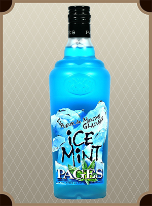 Liquor Pages Ice Mint (Пажес Айс Минт)