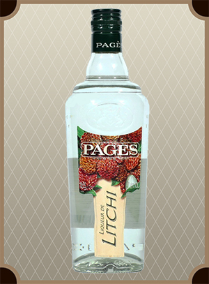 Liquor Pages Litchi (Пажес Личи)