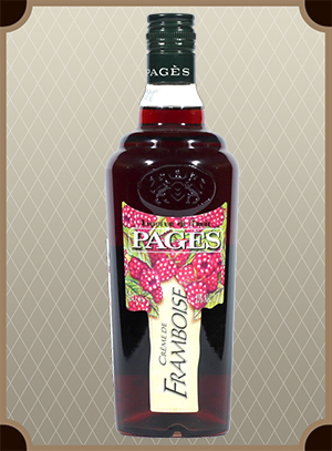 Liquor Pages Framboise (Пажес Малина)