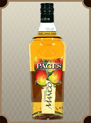 Liquor Pages Mango (Пажес Манго)
