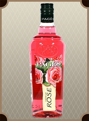 Liquor Pages Rose (Пажес Роза)