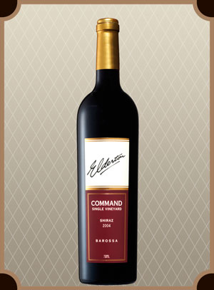 Elderton Command Shiraz (Элдертон Комманд Шираз)