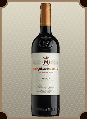 Marques de Murrieta, Gran Reserva (Маркиз де Муррьета, Гран Резерва)
