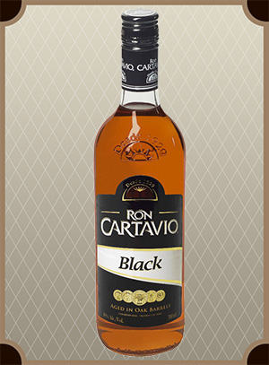 Rum Cartavio Black 0.7 л. (Ром Картавио Блэк)