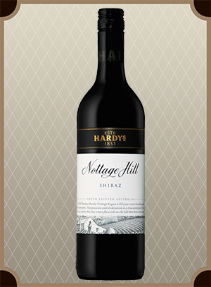 Hardys, Nottage Hill Shiraz (Хардис, Ноттэдж Хилл Шираз)