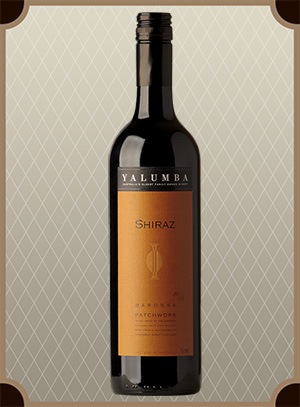 Yalumba, Patchwork Shiraz (Яламба, Пэтчворк Шираз)