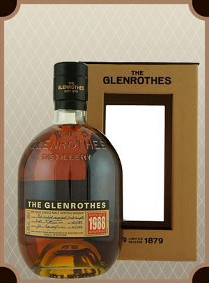 Glenrothes Single Malt 1988 (Гленротс Сингл Молт 1988)